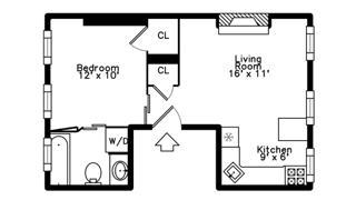 62 Melrose general plan