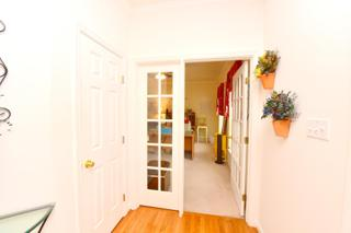 Foyer into Office