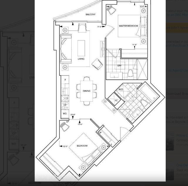 edgewater floor plan