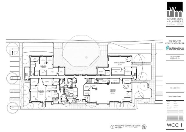 WCC First Floor Plan