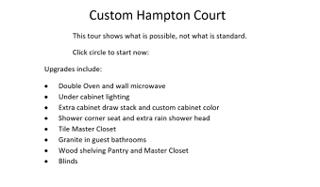 Custom Hampton Court