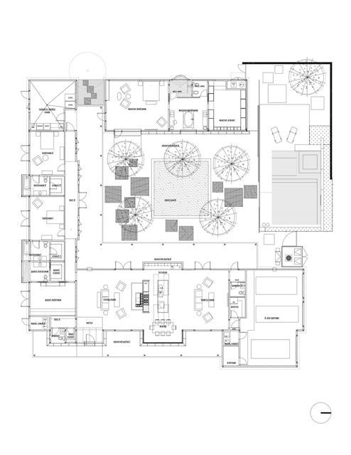 Dillon Residence Floor Plan