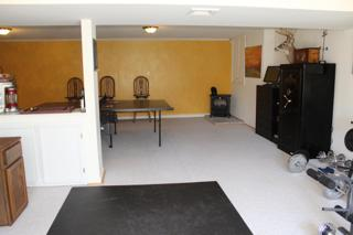 Workout area to Rec Area