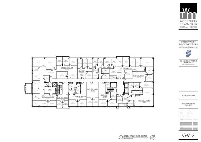 GVEC 2nd Floor Plan