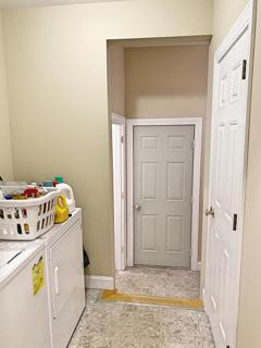 Laundry/Basement/Garage