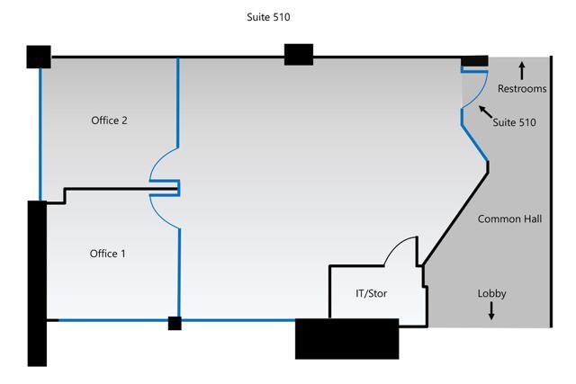 Suite 510