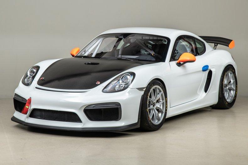 Porsche Cayman Gt4 Club Sport Mr For Sale