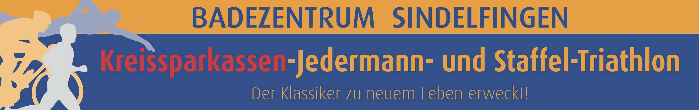 Kreissparkassen Jedermann- und Staffel-Triathlon Sindelfingen