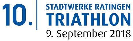 10. Stadtwerke-Ratingen-Triathlon 2018