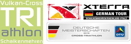 9. VULKAN-Cross-Triathlon Schalkenmehren mit Dt. Meisterschaft 2018