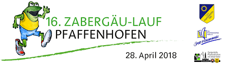 16. Zabergäu-Lauf Pfaffenhofen