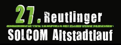 27. Reutlinger SOLCOM Altstadtlauf