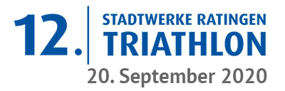 12. Stadtwerke-Ratingen-Triathlon 2020
