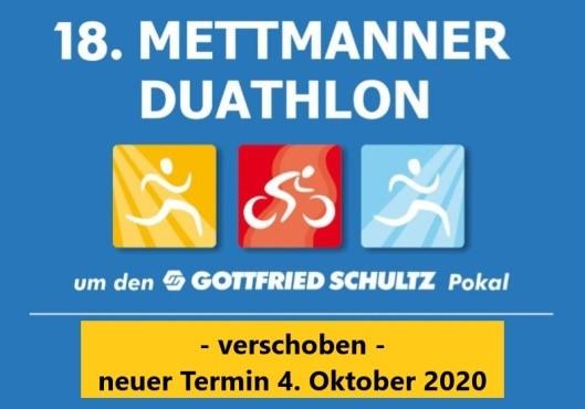 18. Mettmanner Duathlon