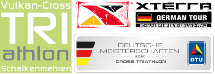 CANCELED - 11. VULKAN-Cross-Triathlon Schalkenmehren mit Dt. Meisterschaft 2020