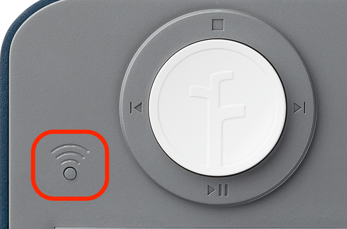Wifi button Rachio 3