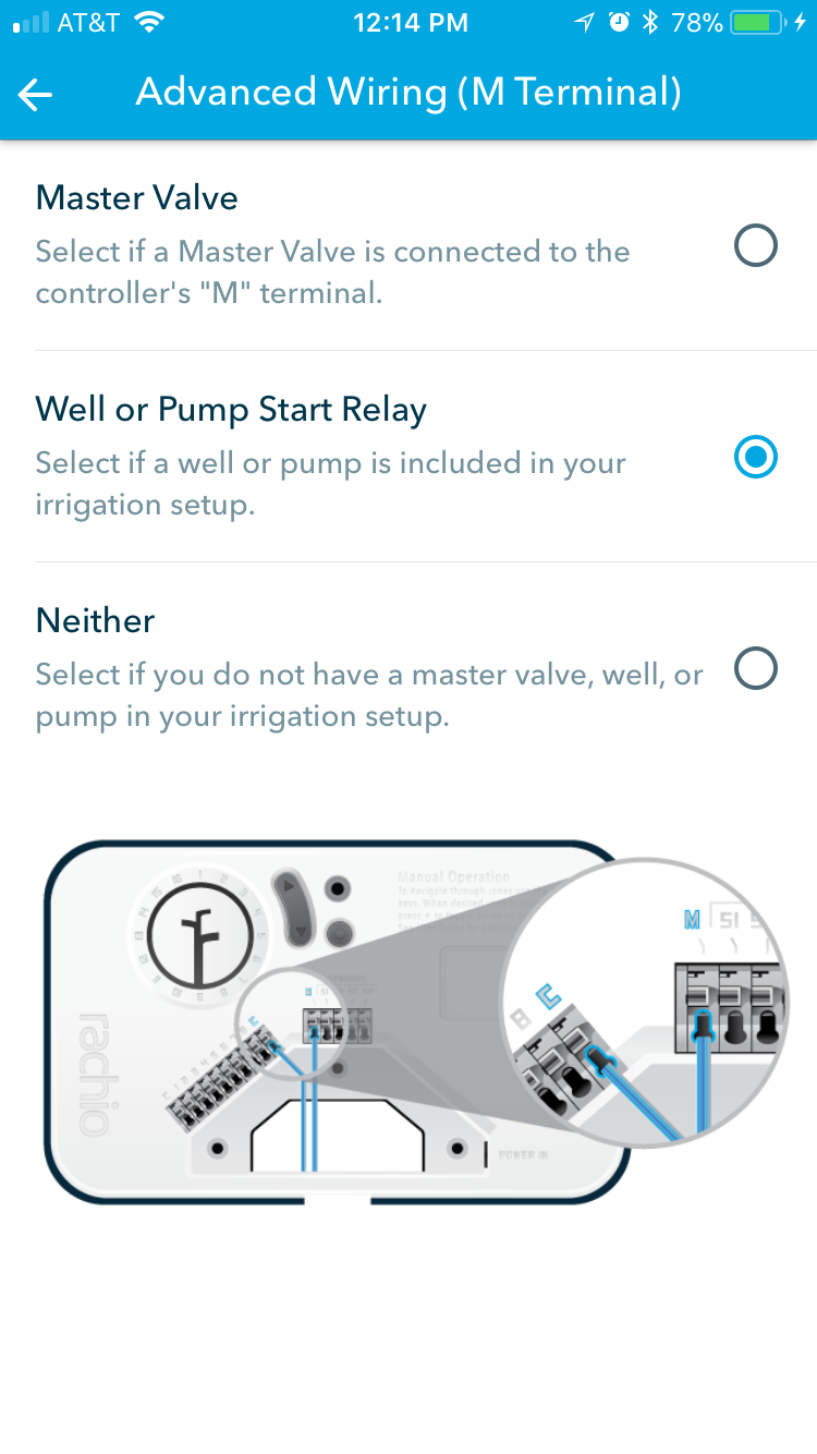 Delay Between Zones - How to include a well in your irrigation setup on pump capacitor wiring, pump switch wiring, thermal overload relay wiring, pump motor wiring, pump control relay wiring,