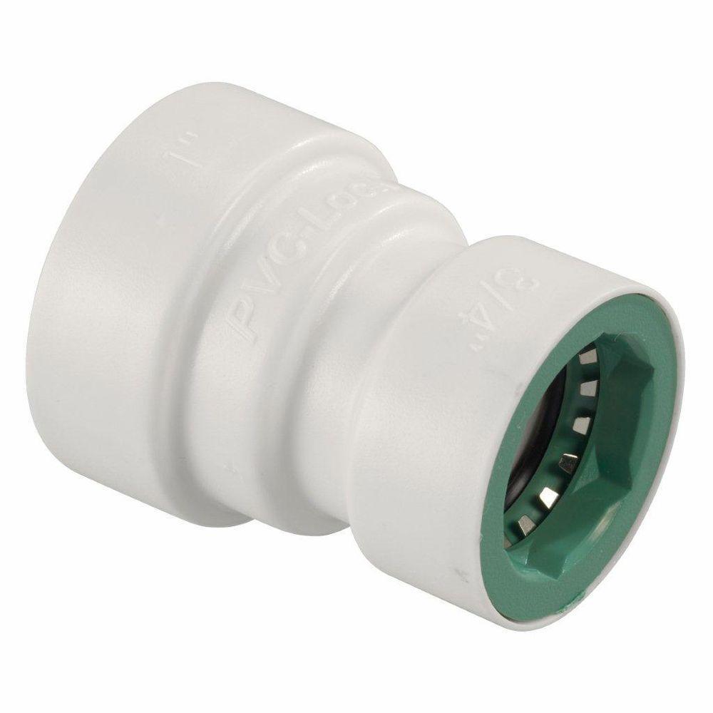Wireless Flow Meter 3/4 inch PVC coupling