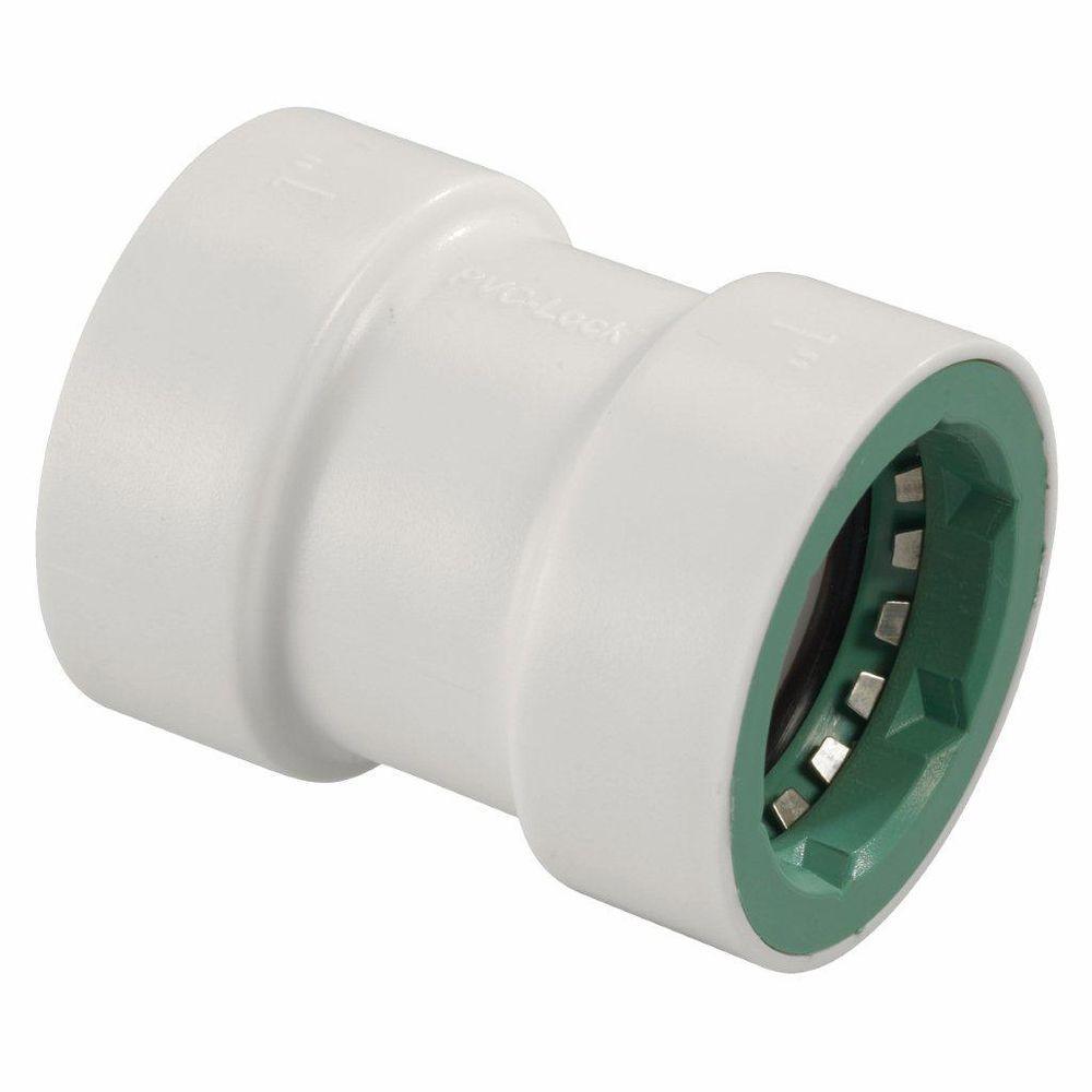 Wireless Flow Meter 1 inch PVC coupling
