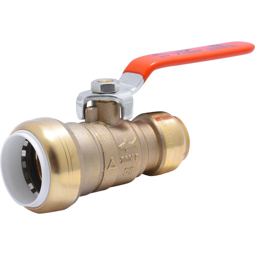 Wireless Flow Meter 3/4 inch copper coupling