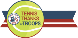 ThanksUSA_Tennis Thanks The Troops