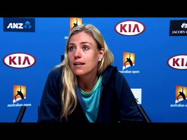 2016 AO Women's Final Tease