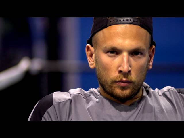 2016 AO Dylan Alcott Feature