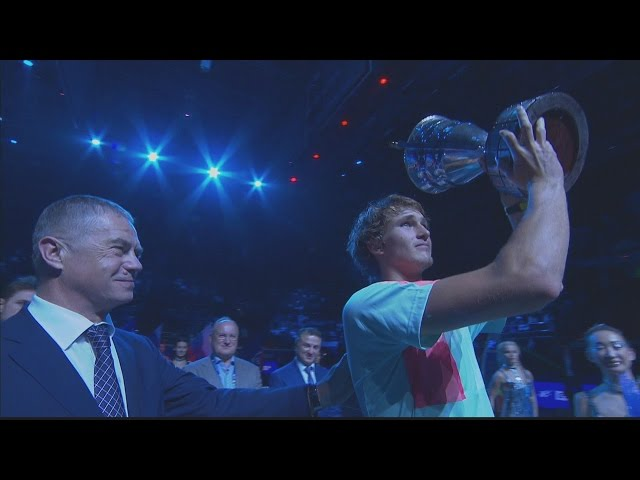 Zverev On The Rise Uncovered 2016