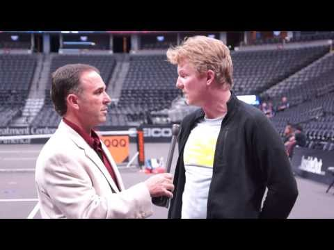 Jim Courier Interview
