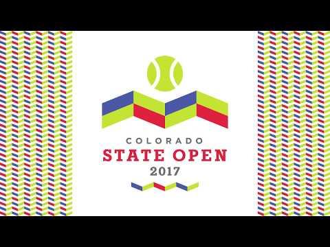 Colorado State Open 2017 promo animation