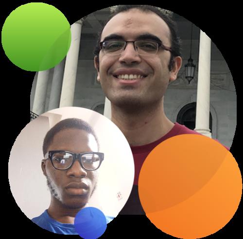 Community Voices {Karim Amer} & {Femi Sotonwa}