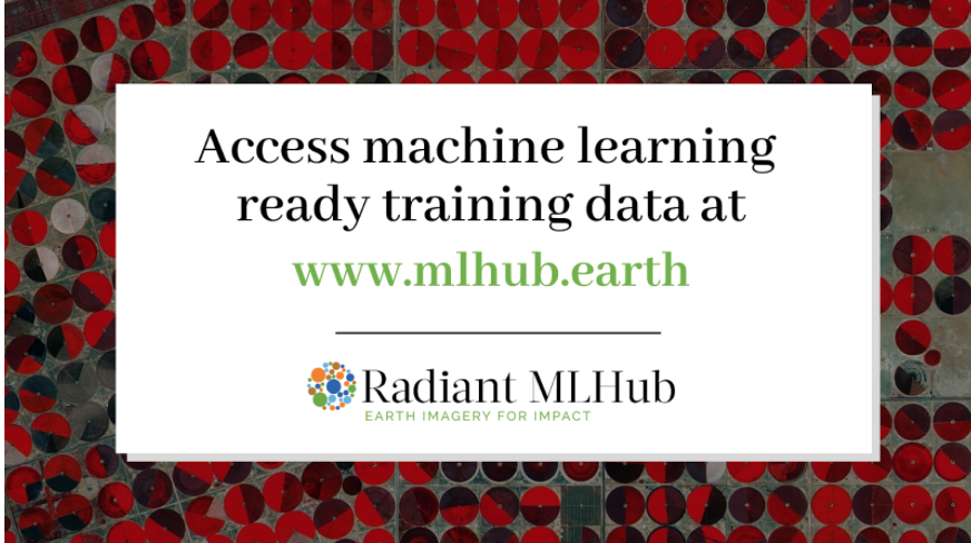Geospatial {Training Data}