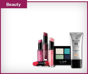 REVLON Cosmetics 40% OFF regular retail with card. Shop Now.