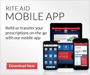 Refill or transfer your prescriptions on-the-go with our mobile app