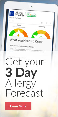 Visit our Allergy Solution Center.