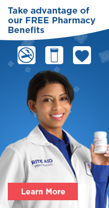 Take advantage of our FREE Pharmacy Benefits
