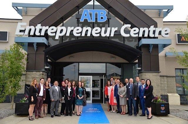 ATB Entrepreneur Centre Edmonton #ECYEG