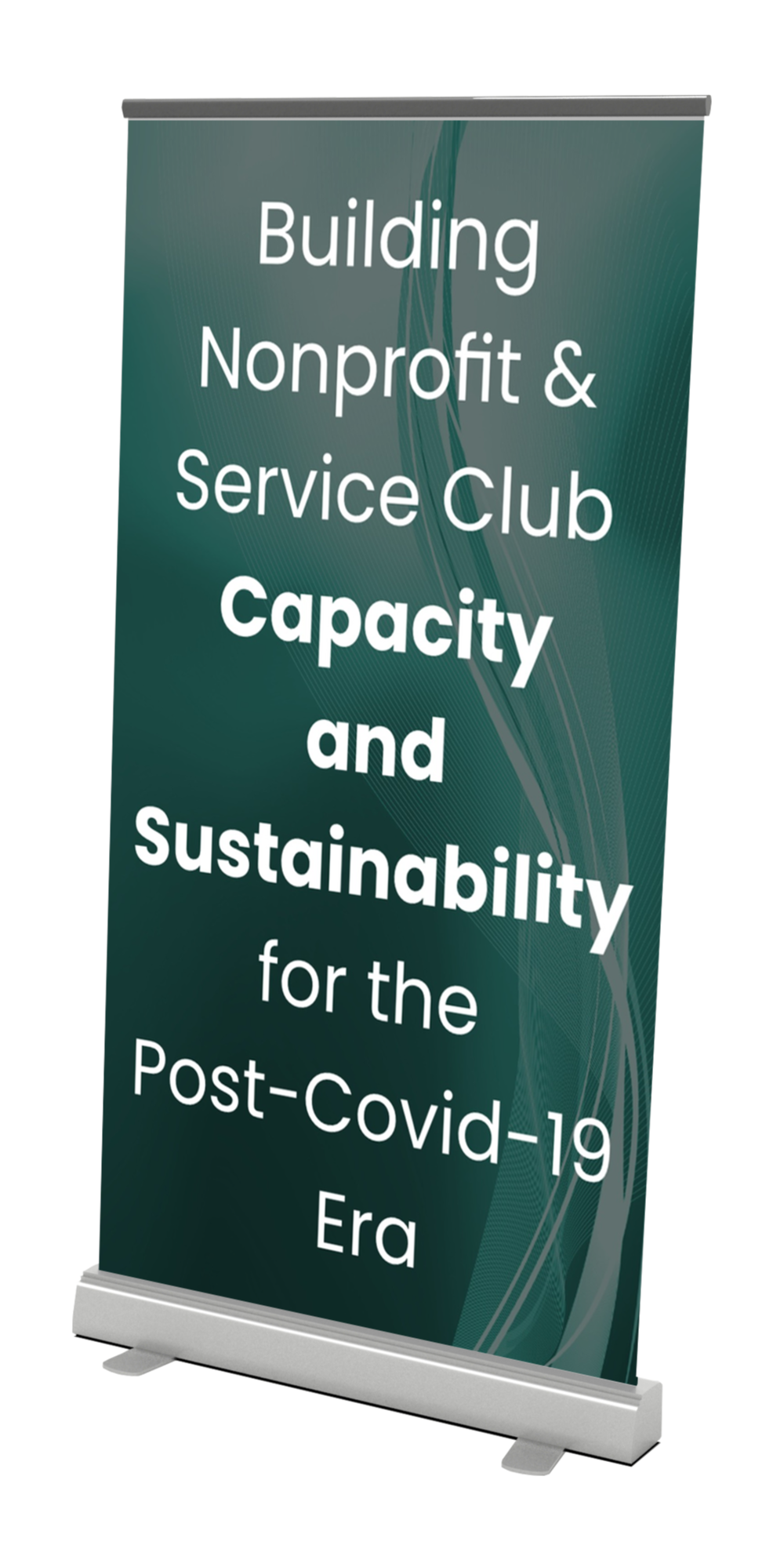 Building Nonprofit & Service Club Capacity and Sustainability for the Post-Covid-19 Era