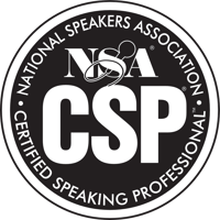 NSA: CSP - Certified Speaking Professional