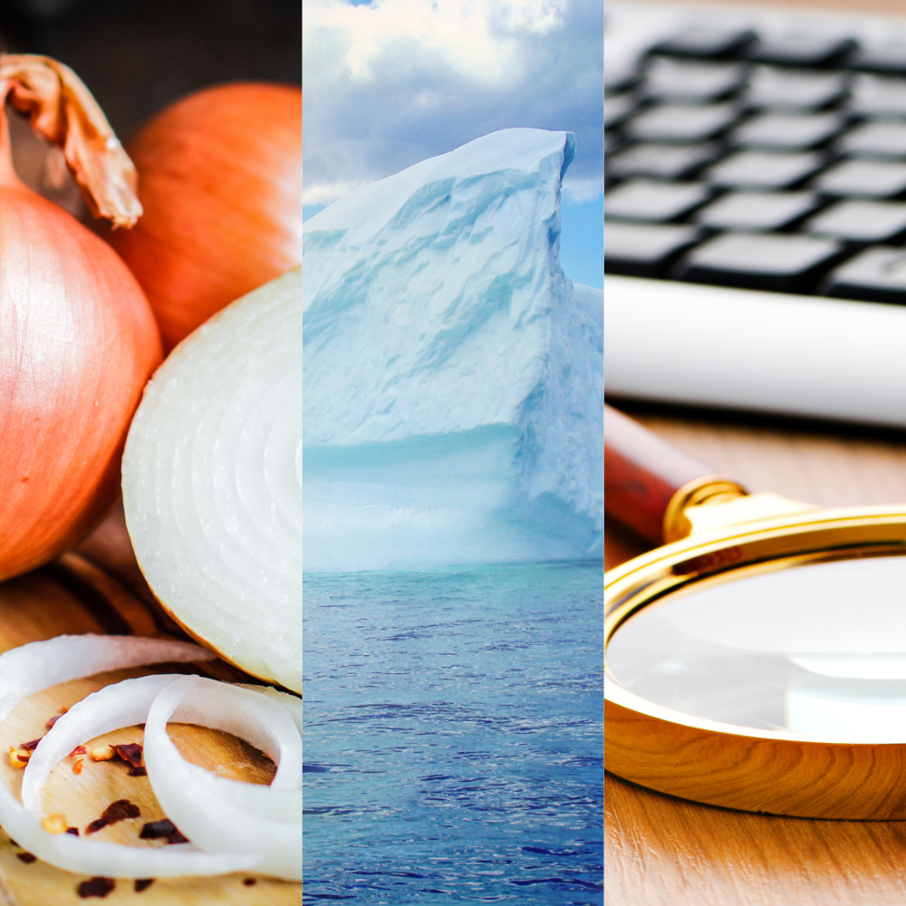 What Do Onions, Icebergs and Columbo Have To Do With Sponsorship Funding?