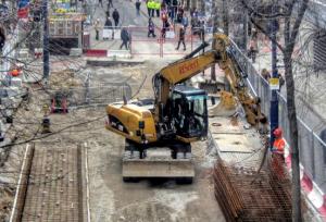 construction boosting economy