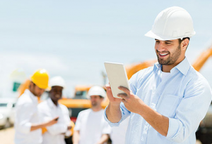 construction mobile technology