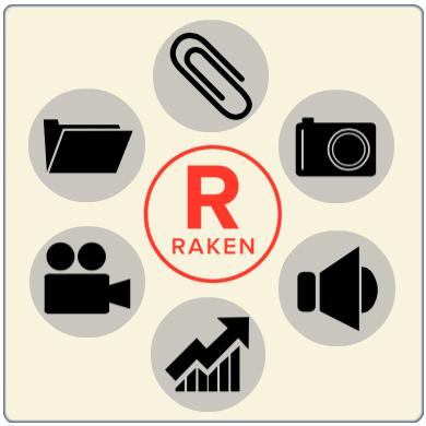 new raken feature