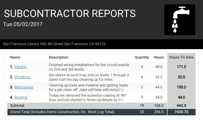 daily reports for construction  how to create a daily report