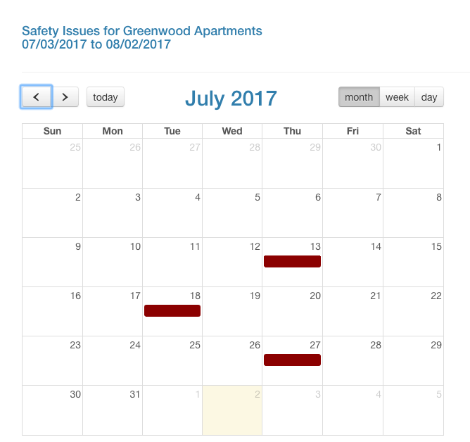 Safety-Report-Overview