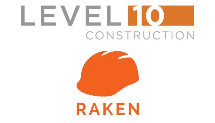 Raken and Level 10 Partnership