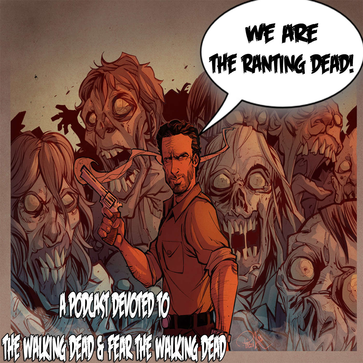 The Ranting Dead: A Walking Dead and Fear The Walking Dead