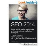 Featured Book: SEO 2014: Learn Search Engine Optimization by Adam Clarke