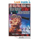 Featured SciFi Book: The Alex Cave Energy Saga by James M. Corkill