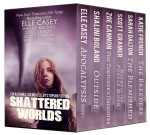 Gift Guide: Shattered Worlds: Six Dystopian Novels by Sarah Dalton
